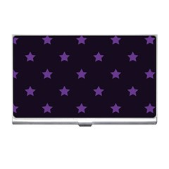 Stars pattern Business Card Holders