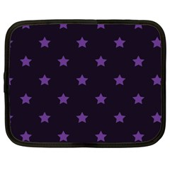 Stars pattern Netbook Case (XXL)
