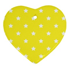 Stars pattern Ornament (Heart)