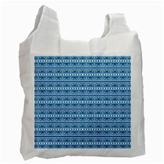 Pattern Recycle Bag (One Side)