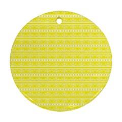Pattern Ornament (Round)