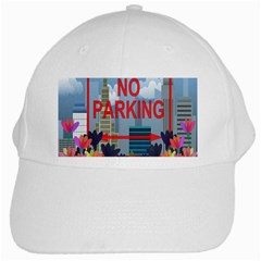 No parking  White Cap