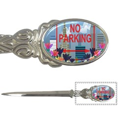 No parking  Letter Openers