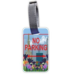 No parking  Luggage Tags (One Side)