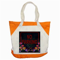 No Parking  Accent Tote Bag