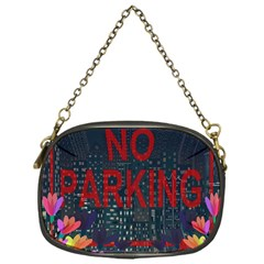 No parking  Chain Purses (One Side)