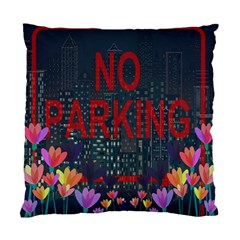 No parking  Standard Cushion Case (One Side)