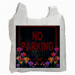 No parking  Recycle Bag (One Side)
