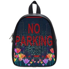 No parking  School Bags (Small)