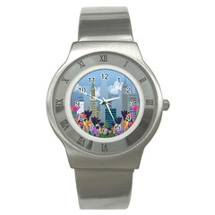 Urban nature Stainless Steel Watch