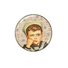 Little sailor  Hat Clip Ball Marker