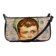 Little sailor  Shoulder Clutch Bags