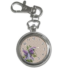 Vintage lilac Key Chain Watches