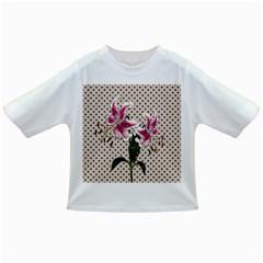 Vintage flowers Infant/Toddler T-Shirts