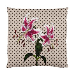Vintage flowers Standard Cushion Case (Two Sides)