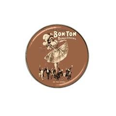 Bon-ton Hat Clip Ball Marker (4 pack)