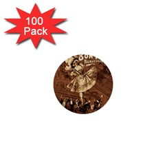 Bon-ton 1  Mini Buttons (100 pack)