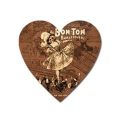 Bon-ton Heart Magnet