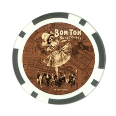 Bon-ton Poker Chip Card Guard