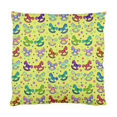Toys pattern Standard Cushion Case (Two Sides)