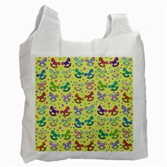 Toys pattern Recycle Bag (One Side)
