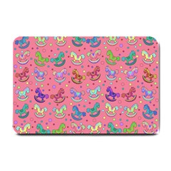 Toys pattern Small Doormat