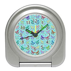 Toys pattern Travel Alarm Clocks