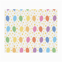 Balloon Star Rainbow Small Glasses Cloth