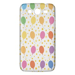 Balloon Star Rainbow Samsung Galaxy Mega 5 8 I9152 Hardshell Case