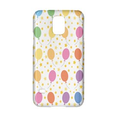 Balloon Star Rainbow Samsung Galaxy S5 Hardshell Case