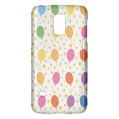 Balloon Star Rainbow Galaxy S5 Mini