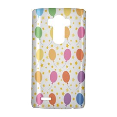 Balloon Star Rainbow Lg G4 Hardshell Case