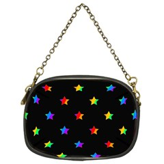 Stars Pattern Chain Purses (one Side)