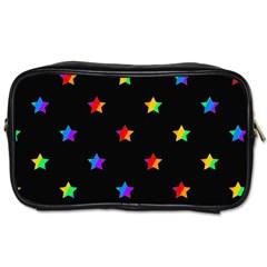 Stars pattern Toiletries Bags