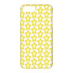 Yellow Orange Star Space Light Apple Iphone 7 Plus Hardshell Case