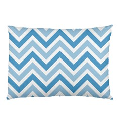 Zig zags pattern Pillow Case