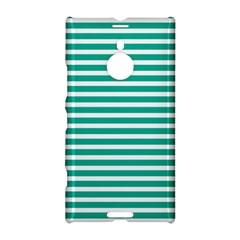Horizontal Stripes Green Teal Nokia Lumia 1520