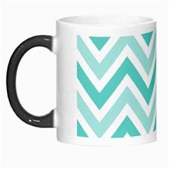Zig zags pattern Morph Mugs