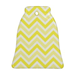 Zig Zags Pattern Ornament (bell)
