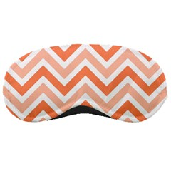 Zig zags pattern Sleeping Masks