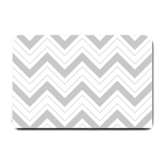 Zig Zags Pattern Small Doormat