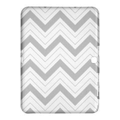 Zig Zags Pattern Samsung Galaxy Tab 4 (10 1 ) Hardshell Case