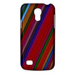 Color Stripes Pattern Galaxy S4 Mini