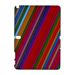 Color Stripes Pattern Galaxy Note 1