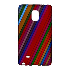 Color Stripes Pattern Galaxy Note Edge