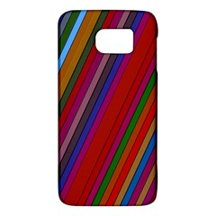 Color Stripes Pattern Galaxy S6