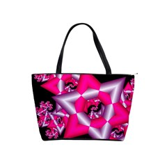 Star Of David On Black Shoulder Handbags