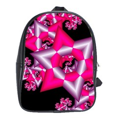 Star Of David On Black School Bags(large)