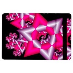Star Of David On Black iPad Air 2 Flip