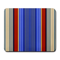 Colorful Stripes Background Large Mousepads